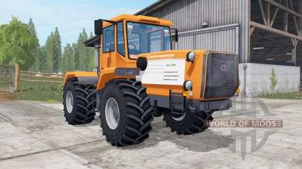 Slobozhanets HTA-220V helle Farbe orange für Farming Simulator 2017
