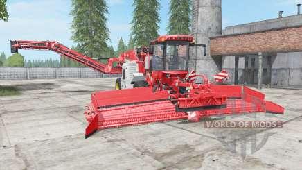 Holmer Terra Felis 2 multifrucht pour Farming Simulator 2017