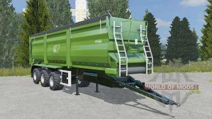 Krampe Sattel-Bandit 30-60 grass für Farming Simulator 2015
