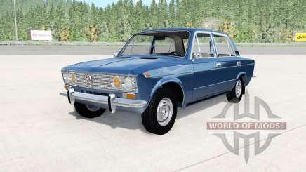 Lada Lada (2103) 1972 v2.0 pour BeamNG Drive
