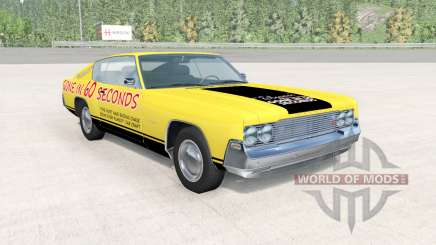 Gavril Barstow Gone in 60 Seconds pour BeamNG Drive