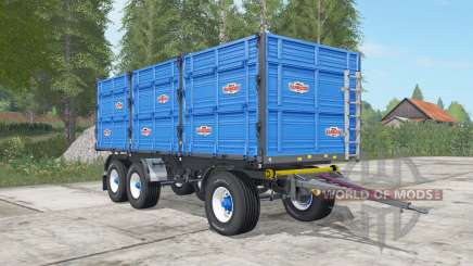 Randazzo R 270 PT rich electric blue für Farming Simulator 2017
