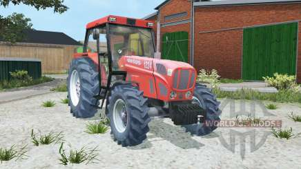 Ursus 1224 sunset orange pour Farming Simulator 2015