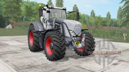 Fendt 930-939 Vᶏrio Black Beauty für Farming Simulator 2017