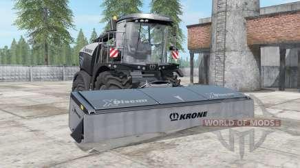 Krone BiG X 580 Limitierte Auflage pour Farming Simulator 2017