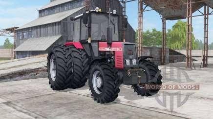 MTZ-952 Biélorussie couleur rose pour Farming Simulator 2017