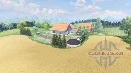 Wildbachtal für Farming Simulator 2013