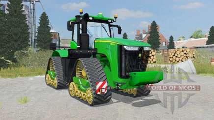 John Deere 9560RX pantone green pour Farming Simulator 2015