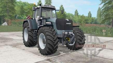 Fendt 916-930 Vario TMS 2002 pour Farming Simulator 2017