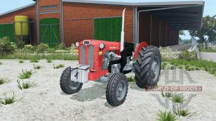 IMT 558 FL console pour Farming Simulator 2015