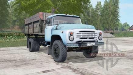 ZIL-MMZ-554 soft-Farbe blau für Farming Simulator 2017