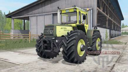 Mercedes-Benz Trac 1300-1500 full lights system für Farming Simulator 2017