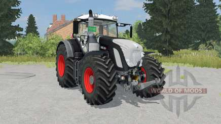 Fendt 939 Vario lights controls pour Farming Simulator 2015