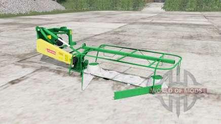 Sipma KD 1600 Preria pigment green pour Farming Simulator 2017