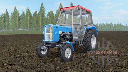 Ursus C-360 rich electric blue pour Farming Simulator 2017