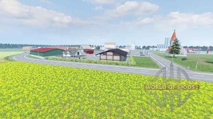 Frankenland v2.0 für Farming Simulator 2013