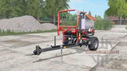Ursus Z-586 tart orange pour Farming Simulator 2017