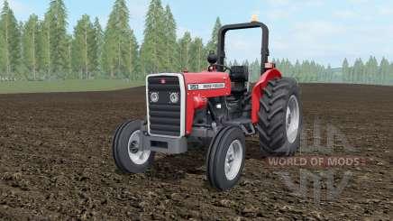 Massey Ferguson 148&253 für Farming Simulator 2017