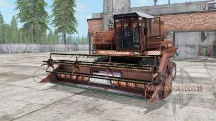 N'-1500A couleur brun pour Farming Simulator 2017