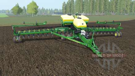 John Deere DB60 north texas green für Farming Simulator 2017