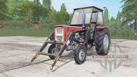 Ursus C-360 front-loᶏder für Farming Simulator 2017