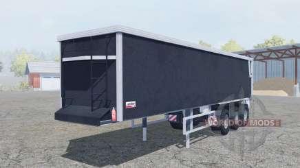 Kroger Agroliner SRB3-35 bright gray für Farming Simulator 2013