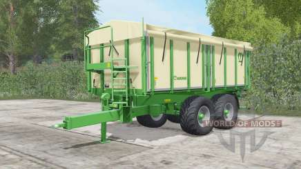 Krone TKD 240 high capacity pour Farming Simulator 2017