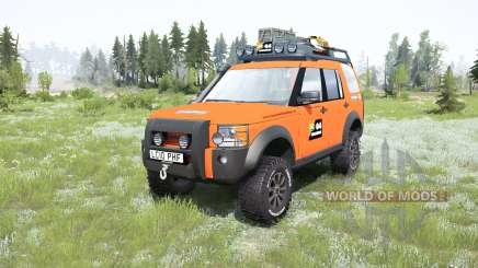 Land Rover Discovery 3 G4 Edition 2004 für MudRunner