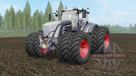 Fendt 930-939 Vario Blᶏck Beauté pour Farming Simulator 2017