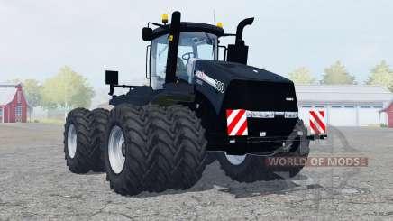 Case IH Steiger 600 wheel options pour Farming Simulator 2013