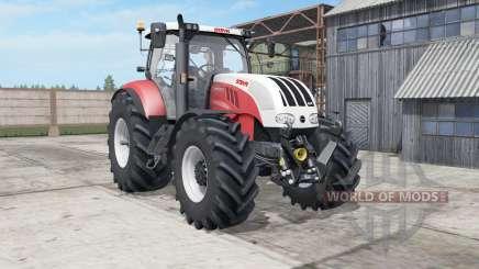 Steyr 6180&6225 CVT für Farming Simulator 2017