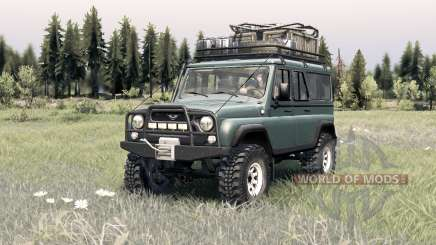 UAZ-3153 1999 für Spin Tires