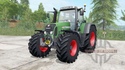 Fendt 818&820 Vario TMS pour Farming Simulator 2017