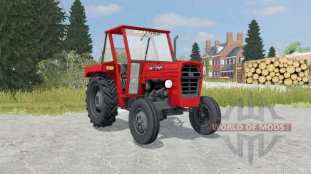 IMT 542 pigment red pour Farming Simulator 2015