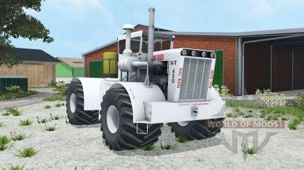 Big Bud KT 450 pour Farming Simulator 2015