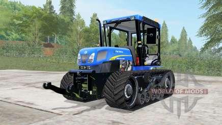 New Holland TK4060M azure pour Farming Simulator 2017