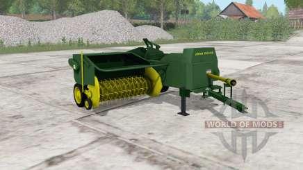 John Deere 24T für Farming Simulator 2017