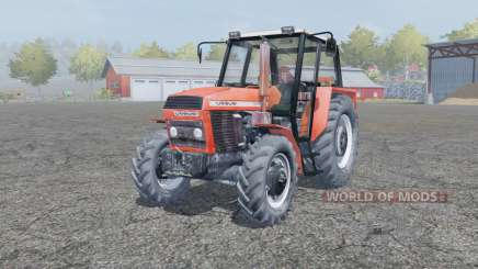 Ursus 1014 ᶆanual d'allumage pour Farming Simulator 2013