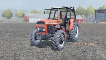 Ursus 1014 ᶆanual Zündung für Farming Simulator 2013