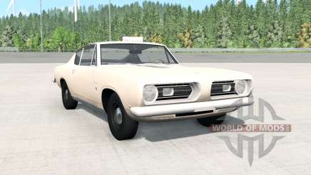 Plymouth Barracuda (BH29) 1968 für BeamNG Drive