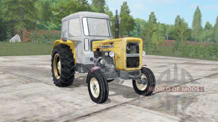 Ursus C-360 cream can für Farming Simulator 2017