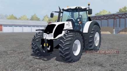 Valtra S352 manual ignition für Farming Simulator 2013
