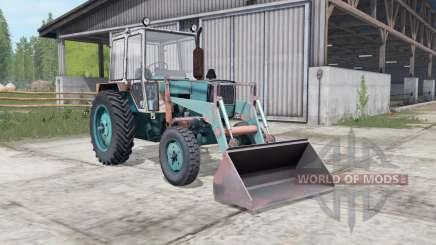 UMZ-6КЛ avec la PCU pour Farming Simulator 2017