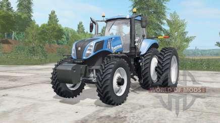 New Holland T8.320-T8.435 für Farming Simulator 2017