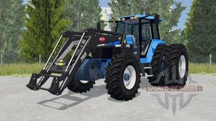 Ford 8970 front loader für Farming Simulator 2015