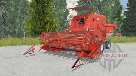 Bizon Super Z056 ogre odor pour Farming Simulator 2015