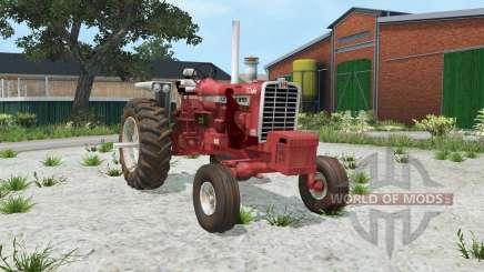 Farmall 1206 bittersweet shimmer pour Farming Simulator 2015