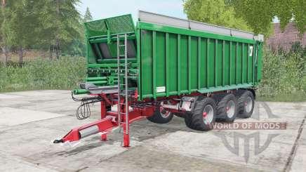 Kroger Agroliner TAW 30 high capacity für Farming Simulator 2017