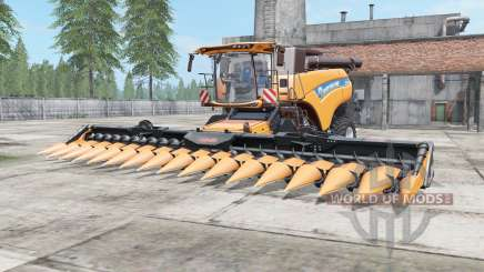New Holland CR10.90 pastel orange pour Farming Simulator 2017