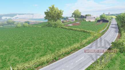 Sandy Bay v3.1 Redux für Farming Simulator 2015